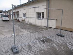 Ochrona obiektów – ogrodzenia tymczasowe