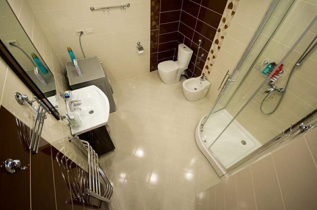Organizowanie łazienki