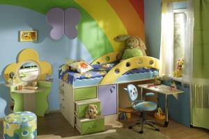Aranżacja pokoju dziecięcego – meble dla dzieci