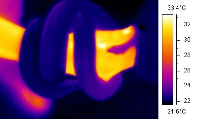 Profesjonalne usługi termowizyjne  – kamera termowizyjna
