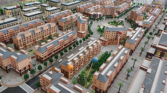 Czy modele architektoniczne mają walory estetyczne?