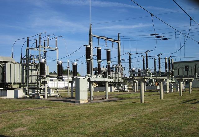 Stacje transformatorowe i inne elementy sieci elektrycznej