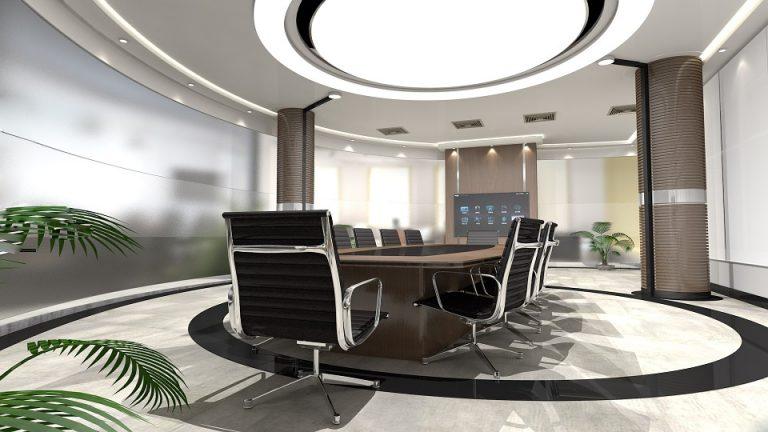 Profesjonalna aranżacja biura – czy to konieczne?