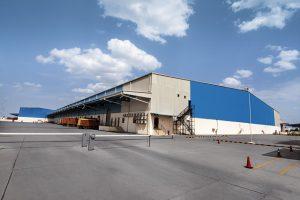 brama przemysłowa rolowana